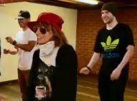 Nicole Richie décomplexée s'essaye avec brio à la danse Hip Hop !