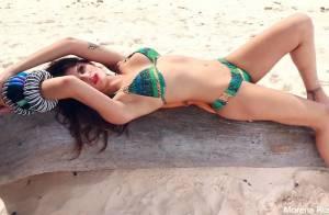 Isabeli Fontana : En bikini, le top model brésilien fait grimper la température