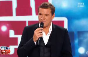 Benjamin Castaldi : En direct, un message personnel à son fils, blessé