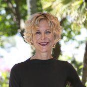 Meg Ryan, 51 ans : Un sourire étrange pour la star accompagnée de son amoureux