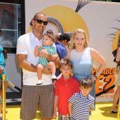 Melissa Joan Hart : Avec ses trois enfants plus Minions que moches et méchants