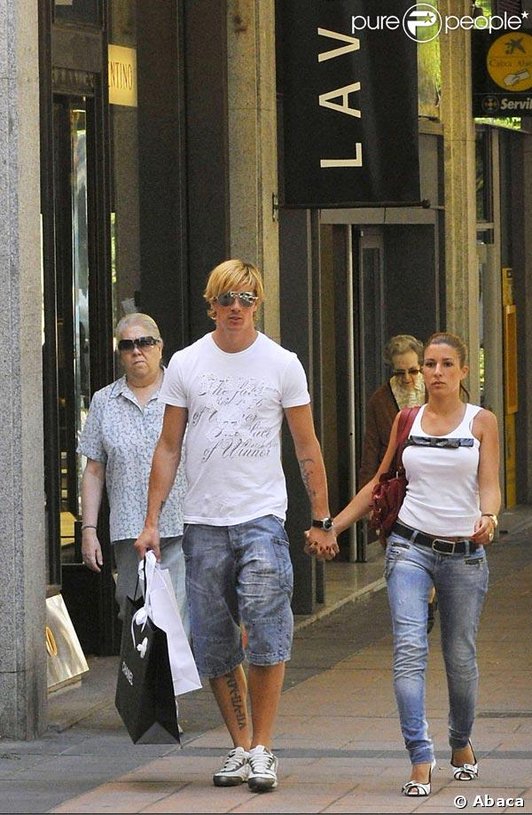 Fernando Torres Girlfriend
