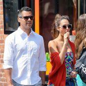 Jessica Alba : Gourmandises et shopping en amoureux, sous le soleil