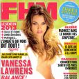 Vanessa en couverture de FHM, juillet 2013