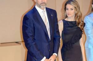 Letizia d'Espagne : Sublime en Hugo Boss et très fière du ''prince héritier''