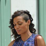 Rosario Dawson : La belle dévoile son étonnante transformation capillaire