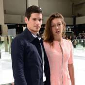 Adèle Exarchopoulos amoureuse : Lookée et bien accompagnée pour Dior Homme