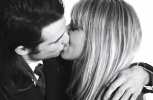 Sienna Miller et son fiancé Tom Sturridge : Amoureux démonstratifs pour Burberry