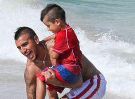 Arturo Vidal: L'adorable Alonso donne le sourire à son papa, star de la Juventus