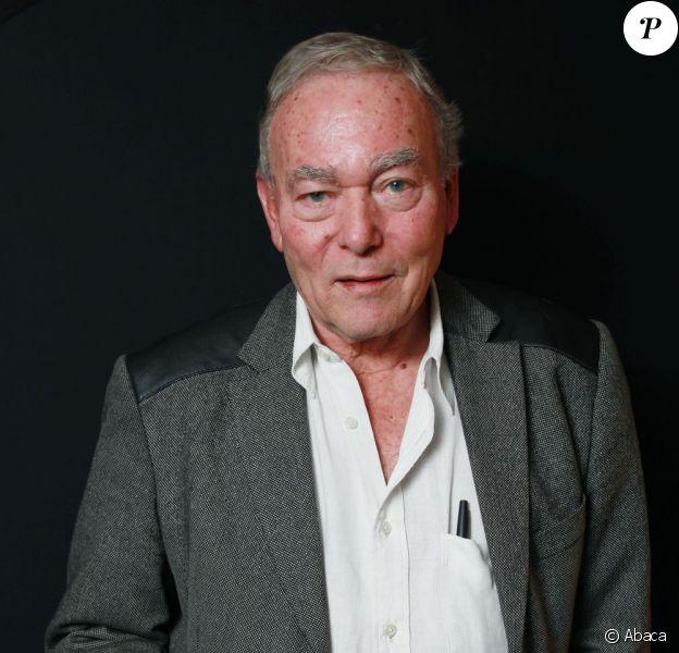 Yves Boisset à Paris le 19 décembre 2011
