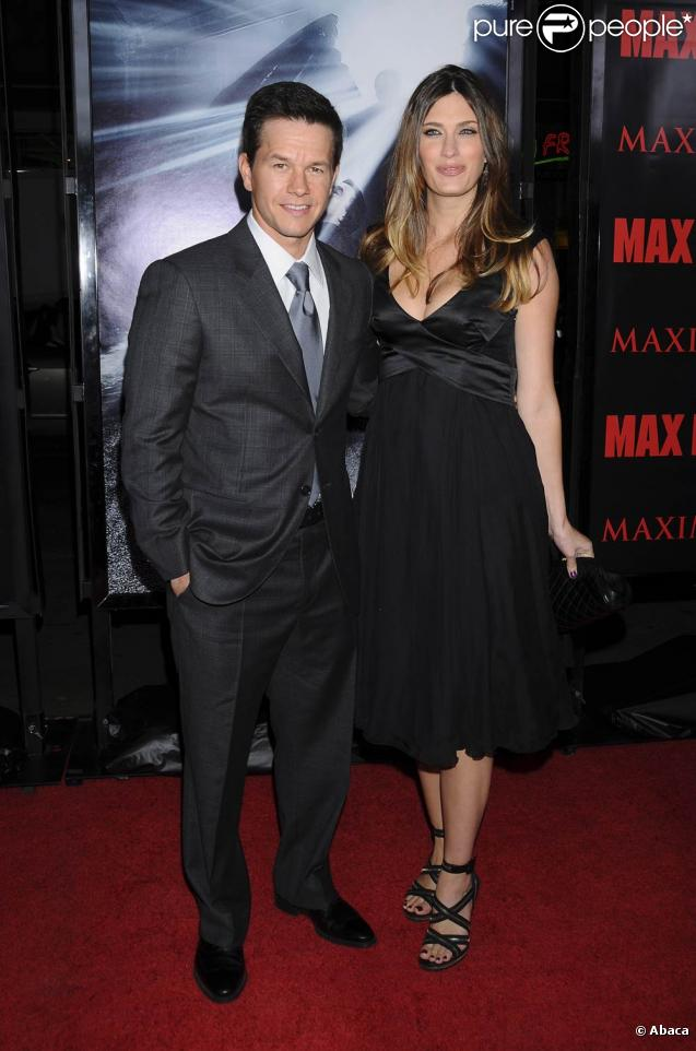 Mark Wahlberg couple
