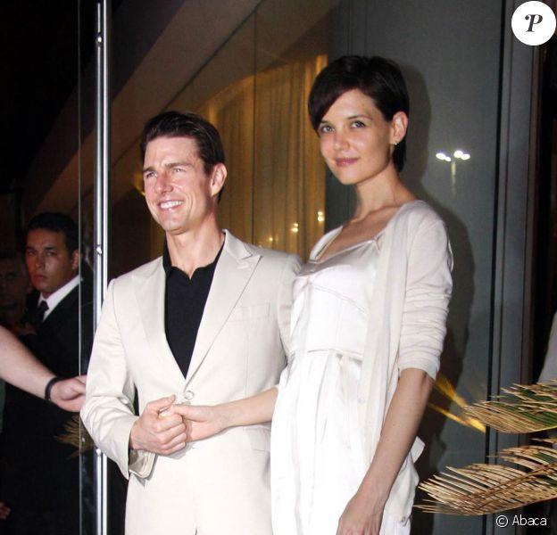 Tom Cruise et Katie Holmes : leur différence de taille est aussi flagrante que leur amour !