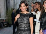 Anne Hidalgo superbe pour la fin de la Fashion Week avec tous les créateurs