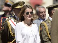 Letizia d'Espagne sobre et élégante : Sourire radieux aux côtés de son Felipe