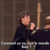 Mick Jagger: Ses cheveux aux enchères, il enflamme Londres avec les Stones