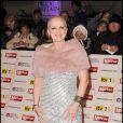 La chanteuse et actrice Bernie Nolan à Londres, le 8 novembre 2010.
