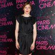 Valérie Donzelli lors de la première du film Le Grand Méchant Loup à l'occasion du festival Paris Cinéma au Gaumont Opéra à Paris, le 9 juillet 2013.