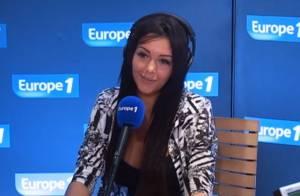 Nabilla confiante sur Europe 1 : 'Je sais très bien que je suis intelligente'