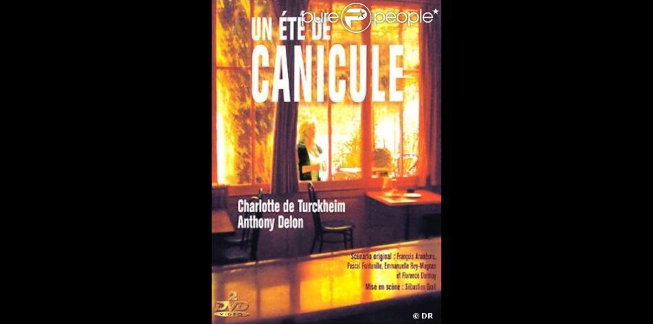 Le DVD de la saga télévisée réalisée par Sébastien Grall, Un été de canicule