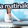 Ariane Massenet dans La Matinale de Canal +