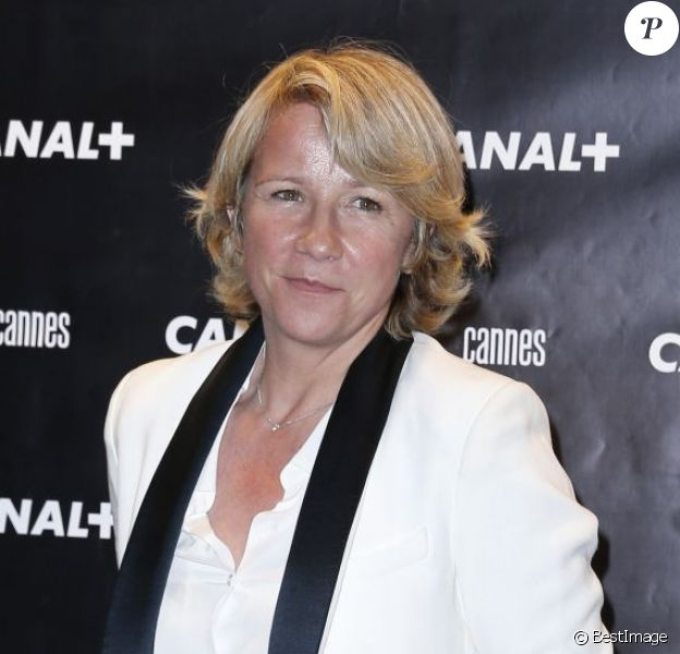 Ariane Massenet en mai 2013 à Cannes