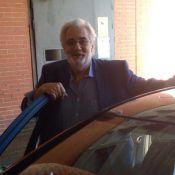 Placido Domingo : Souriant, il quitte l'hôpital après son embolie pulmonaire