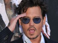 Johnny Depp : Serein avec Vanessa Paradis, avant Alice au pays des Merveilles 2
