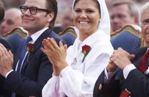 Victoria de Suède : Radieuse au gala de ses 36 ans, Madeleine et Chris élégants