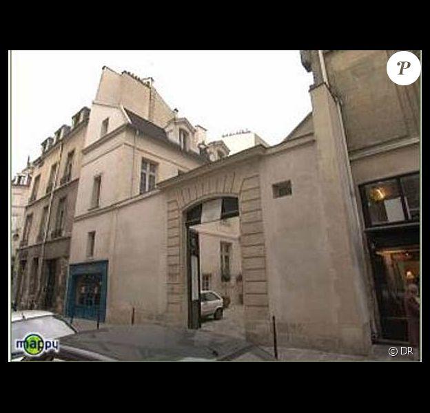 la nouvelle adresse de la Star Academy 12 rue charlot à Paris
