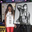 Kelly Rowland célèbre la sortie de Talk A Good Game à New York, le 18 juin 2013.