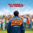 Affiche du film Fonzy d'Isabelle Doval avec José Garcia, en salles le 30 octobre 2013