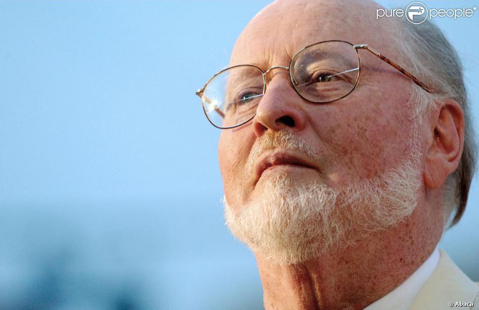 John Williams en juillet 2007.