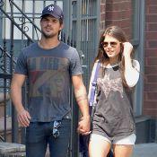 Taylor Lautner : L'ex-star de Twilight, en couple avec Marie Avgeropoulos ?