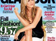 Jennifer Aniston : Superbe et tout en jambes, elle se livre sur un futur foyer