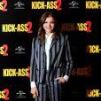 Chloë Grace Moretz au photocall du film Kick-Ass 2 à Londres le 5 août 2013.
