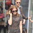 Chloë Grace Moretz à Londres le 5 août 2013.