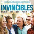 Affiche officielle du film Les Invincibles.