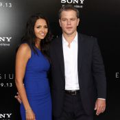 Matt Damon: Tendrement amoureux au côté de Luciana et de 'l'infâme' Jodie Foster