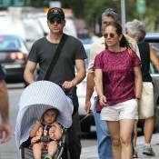 Robert Downey Jr. : Papa relax avec sa femme Susan et leur craquant Exton !