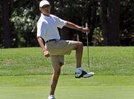 Barack Obama: Partie de golf décontractée pour débuter des vacances très famille