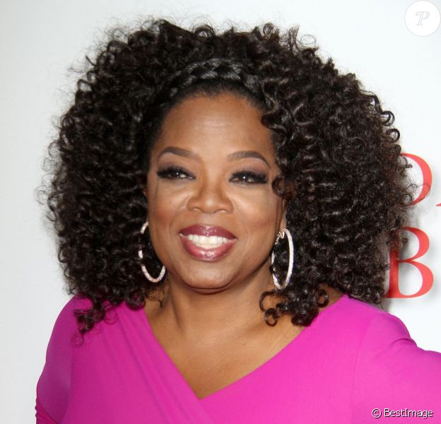 Oprah Winfrey à la première du film The Butler, à Los Angeles, le 12 août 2013.