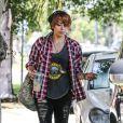 Paris Jackson à Los Angeles, le 6 juin 2013.