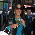Toni Braxton à New York, le 13 mars 2013.