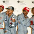 Le groupe B2K à Hollywood en 2003.