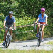 Barack Obama : Sportif radieux et décontracté avec sa fille Malia !