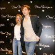 Mélanie Thierry et Raphaël à Paris en juillet 2007.