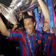 Ronaldinho au Stade de France, le 17 mai 2006.