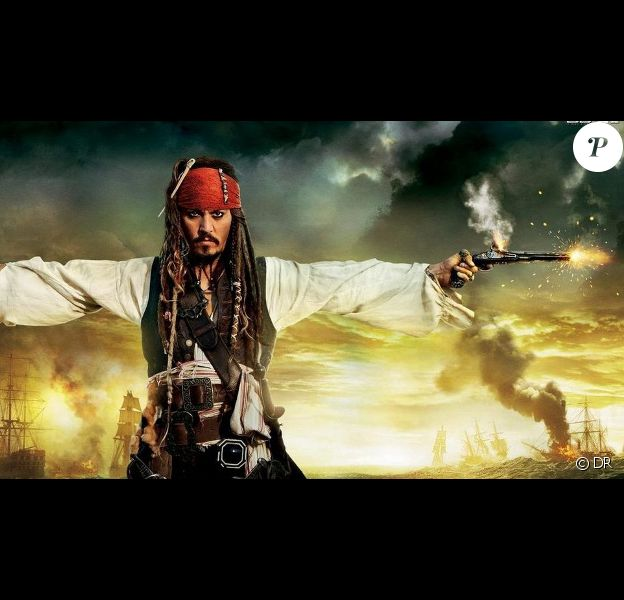 Johnny Depp bientôt de retour dans Pirates des Caraïbes 5, intitulé Pirates of the Caribbean : Dead Men Tell No Tales.