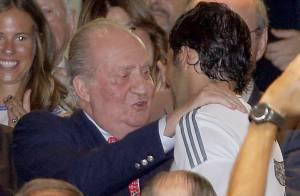 Raúl : Emouvant hommage pour l'idole du Real Madrid devant le roi Juan Carlos