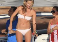 Kate Moss, épanouie en famille : Le top assume ses rondeurs en bikini